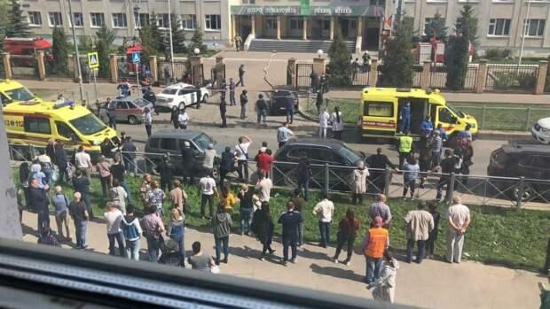 Журналисты взяли интервью у бывшего соседа семьи казанского стрелка