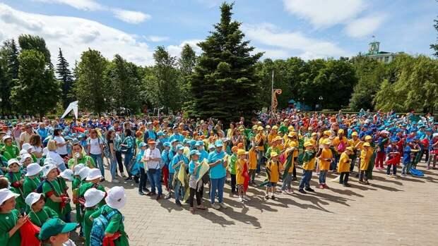 Идею о кешбэке за детские путевки оценили в АНО «Россия — страна возможностей»