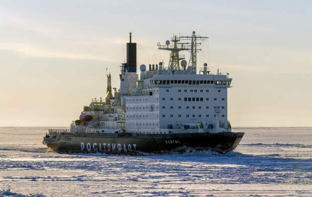 The National Interest рассказал о проигрыше США в битве с Россией за Арктику
