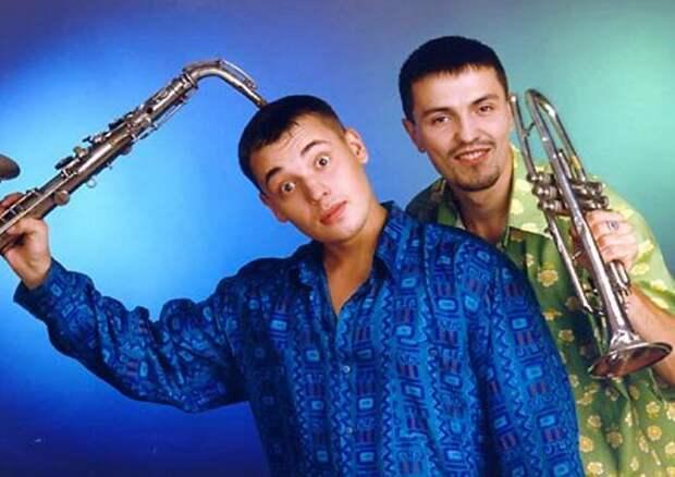 Сергей Жуков и Алексей Потехин | Фото: megalyrics.ru