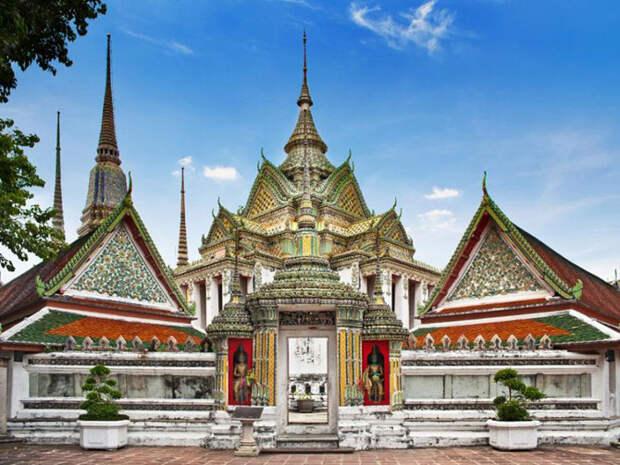 Храмы Юго-Восточной Азии