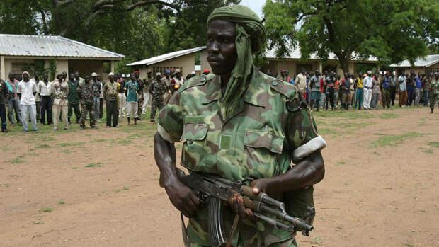 Отряды FACA выбили остатки боевиков из города Бакума на юго-востоке ЦАР