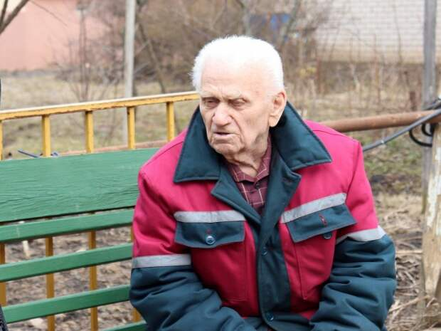 Рубрика ´В моей семье помнят, чтят и берегут Победу´: Дрень Павел Александрович (Солигорский район).