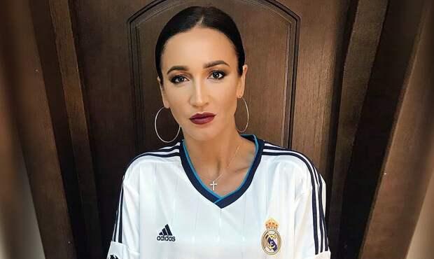 Бузова: «Фото вформе «Реала» ничего незначит! Явсегда болела за«Барселону»