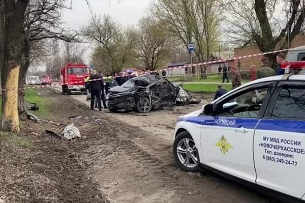 Полиция нашла купившего пиво погибшим в ДТП в Новочеркасске подросткам