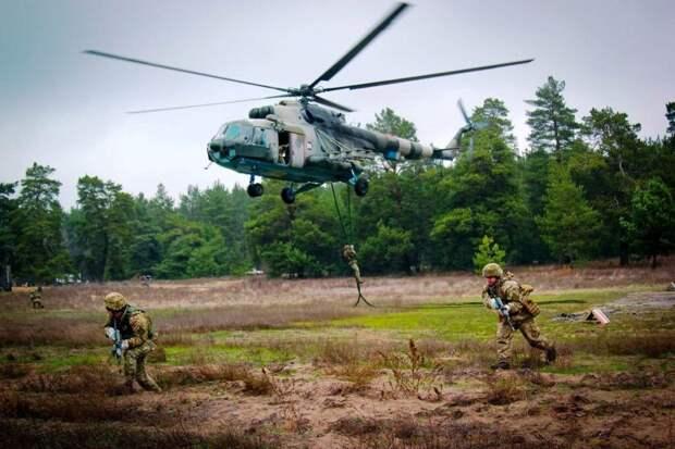 Десантно-штурмовые войска Украины могут получить уникальный бронеавтомобиль