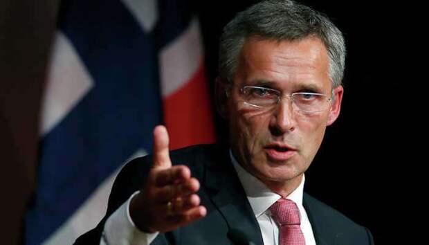 Столтенберг: Батальоны НАТО у российских границ – не помеха для диалога