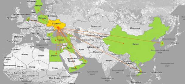 Кто съел украинское подсолнечное масло?