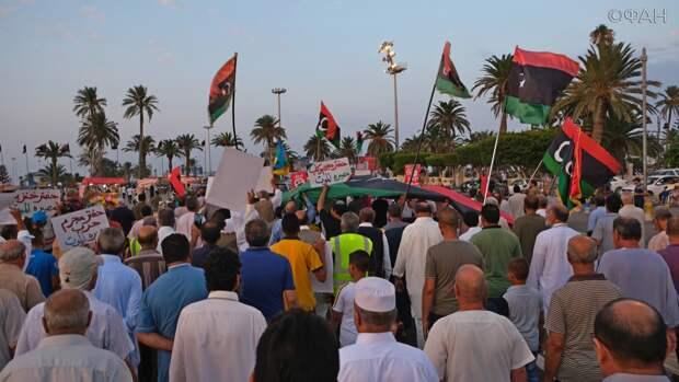 Министр юстиции призвала граждан объединить усилия по примирению Ливии