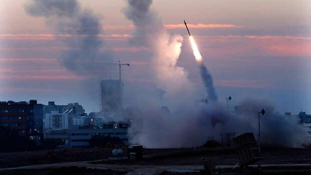 Израильская армия нанесла удар по подводной лодке ХАМАС