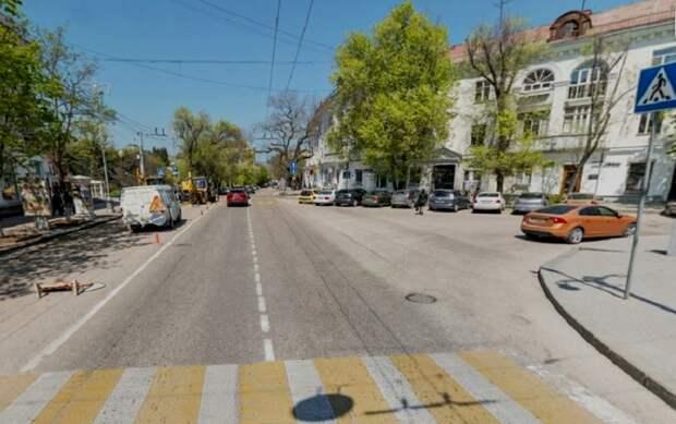 Власти Севастополя заявили о планах реконструировать улицу Ленина
