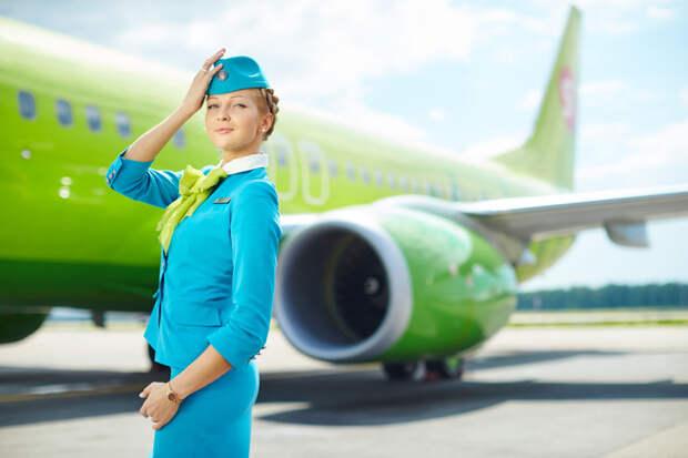 В Москве выберут самую красивую стюардессу России
