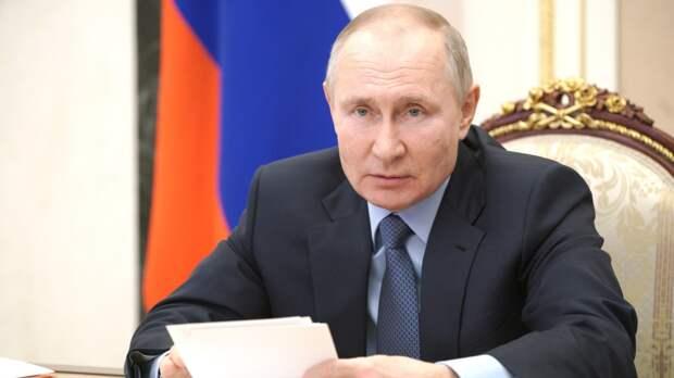 Путин распорядился ввести дополнительные меры безопасности к играм ЧЕ-2020