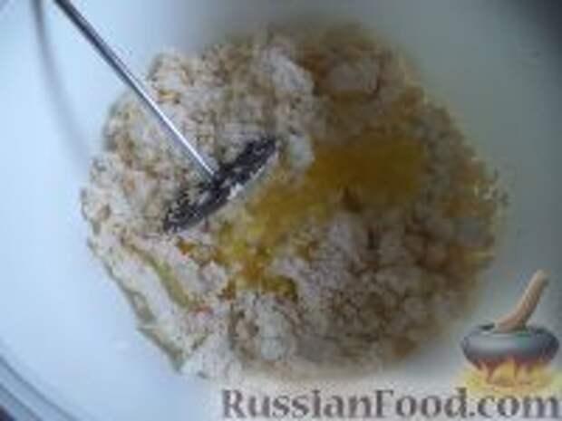 Фото приготовления рецепта: Хачапури (1) - шаг №4