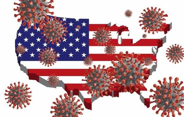 Мутант COVID-19 в США – не такой как в Великобритании?