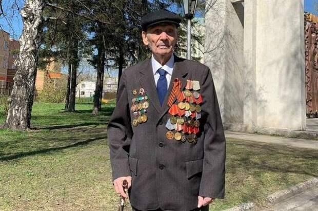 Сибирячка пожаловалась, что ее деда-ветерана не поздравили с Днем Победы