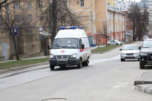 Женщина-почтальон умерла в больнице в Нижегородской области