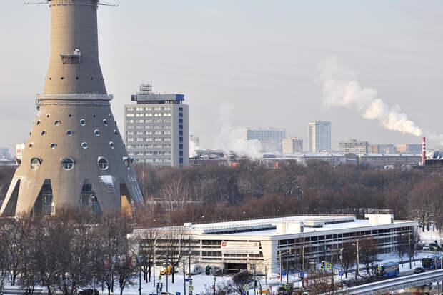 Сретенские морозы ожидаются в Москве