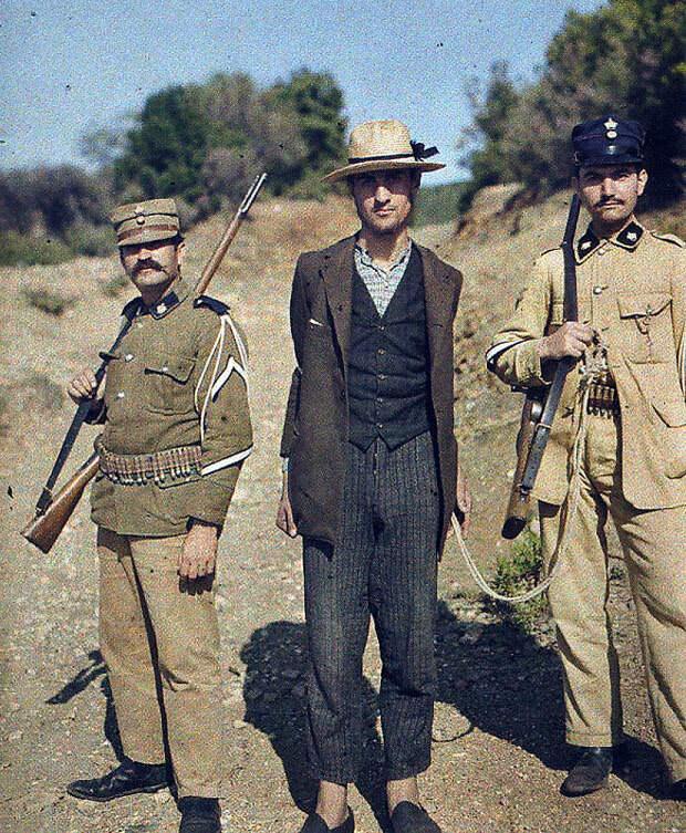 1913incolor12 1913 год в цвете: Каким был мир 100 лет назад
