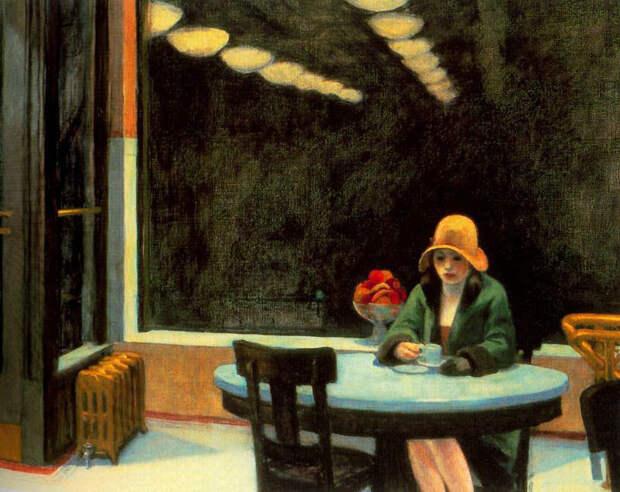 Вторая или третья жизнь забытых идей, роботы-официанты и не только