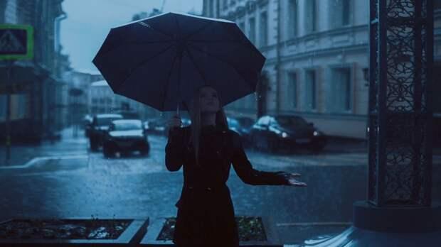 Ливни с грозами и градом ожидаются в Петербурге 18 мая