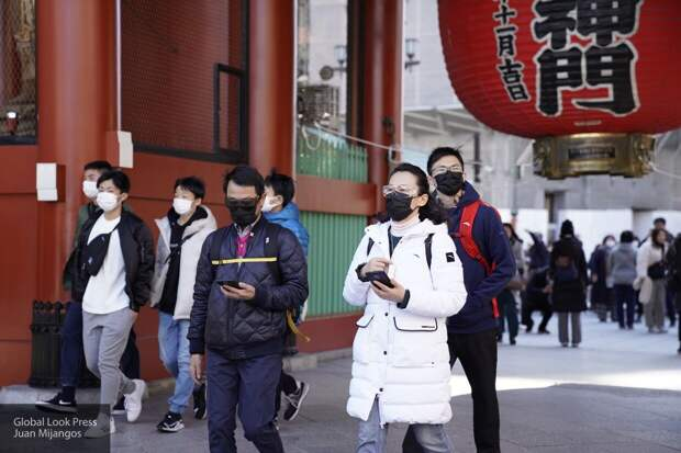 Японские власти вводят в стране режим ЧС с 7 апреля