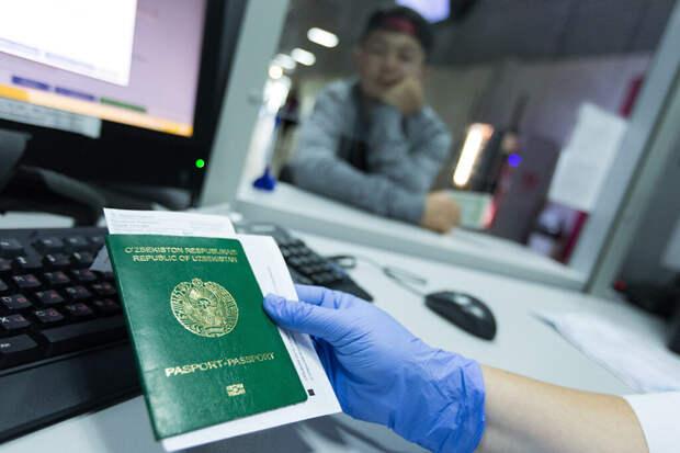 В России стартует программа по ввозу трудовых мигрантов из Узбекистана