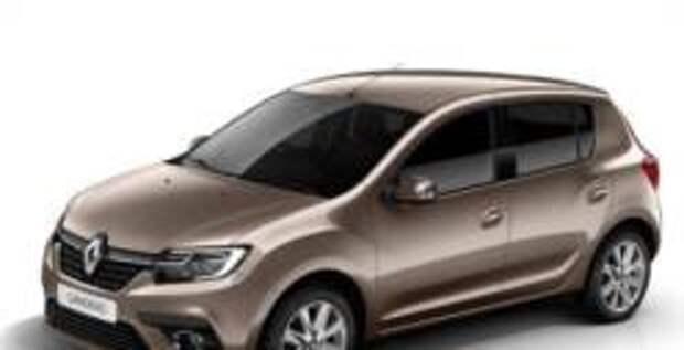 Renault отзывает 3,6 тысячи автомобилей из России