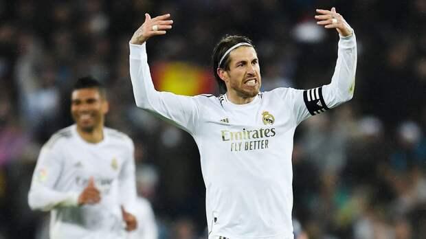 Рамос повторил рекорд Касильяса по числу сезонов в Лиге чемпионов в составе «Реала»