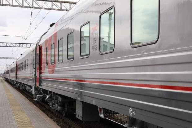Нижегородские «Ласточки» и «Стрижи» начнут прибывать на вокзал «Восточный» в Москве с 29 мая