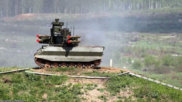 Слова Шойгу о боевых роботах в ВС РФ посеяли панику в британской прессе