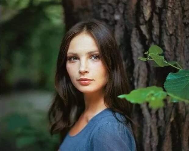 Анна Дымна: та самая красавица Марыся