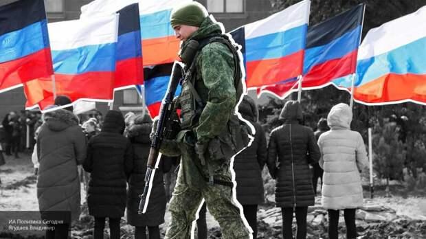 Жители ДНР встречают День Победы под обстрелами ВСУ
