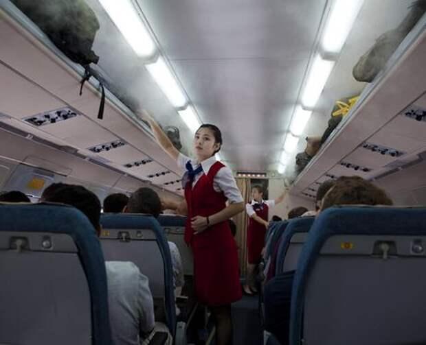 China North Korea in Autumn