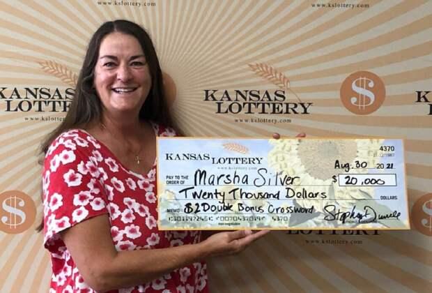 Американка выиграла в лотерею $20 000 благодаря коллегам