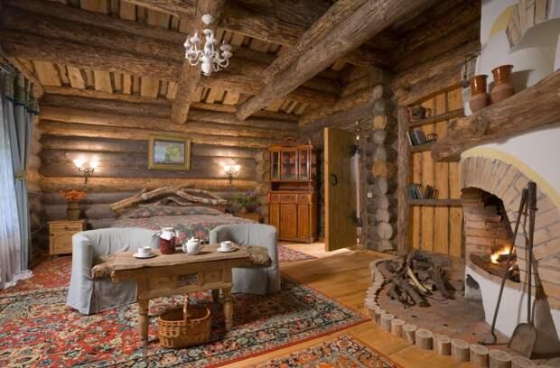 Интерьер дачи: разнообразие стилей для красоты и уюта (60 фото)