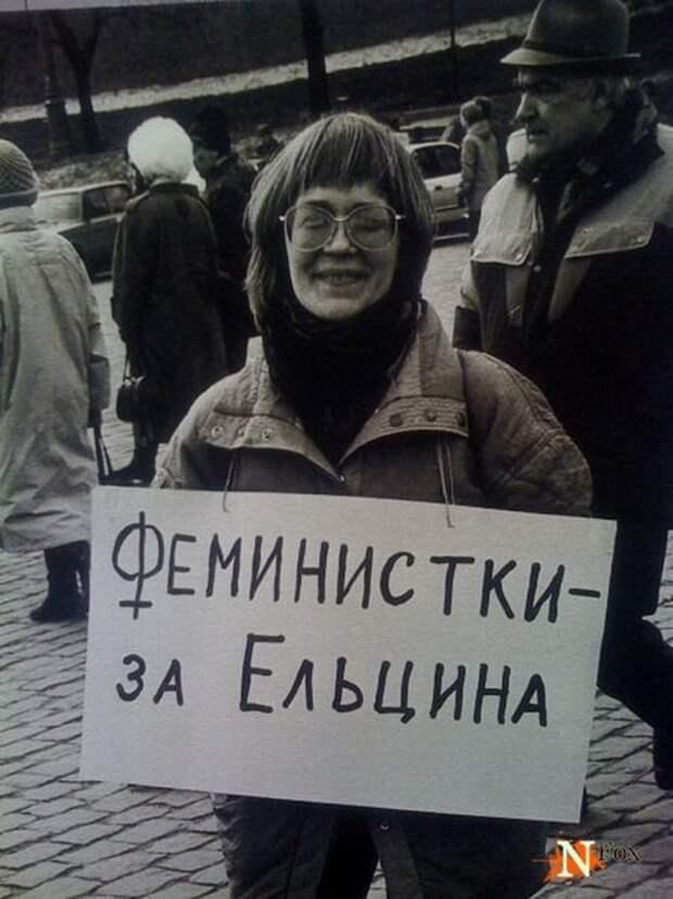 """""""Лихие 90-ые"""" (67 фото)"""
