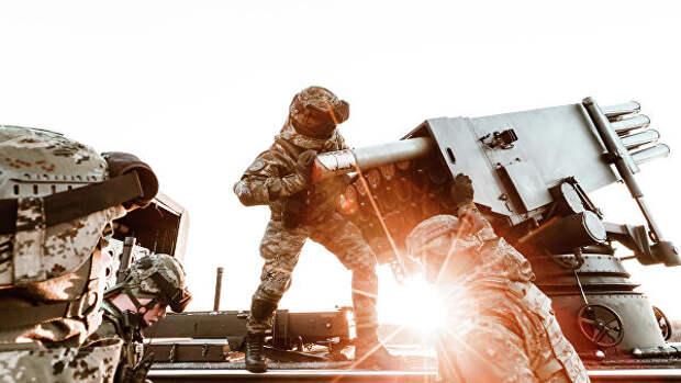 В Совбезе сообщили о переброске войск НАТО к границам России