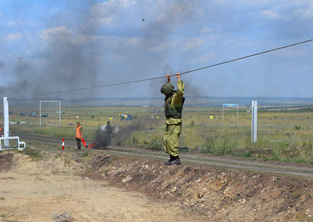На базе мобильного соединения войск РХБ защиты в Саратовской области пройдут всеармейские этапы конкурсов «Белое солнце» и «Специалист ТДА»