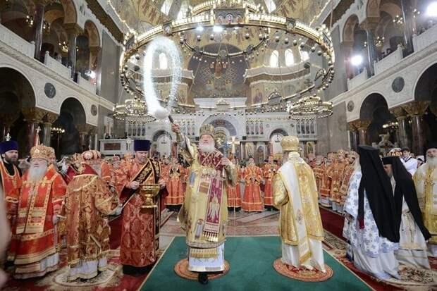 Как жировала Русская православная церковь
