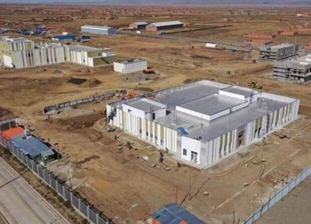 Российский ядерный объект строится в Америке вопреки противодействию США