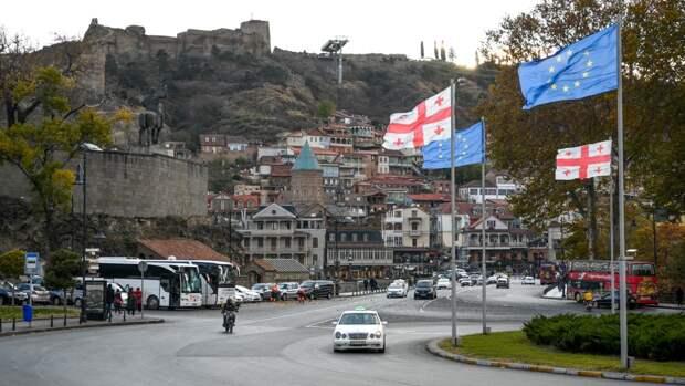 Грузия подвела итог своей 30-летней независимости