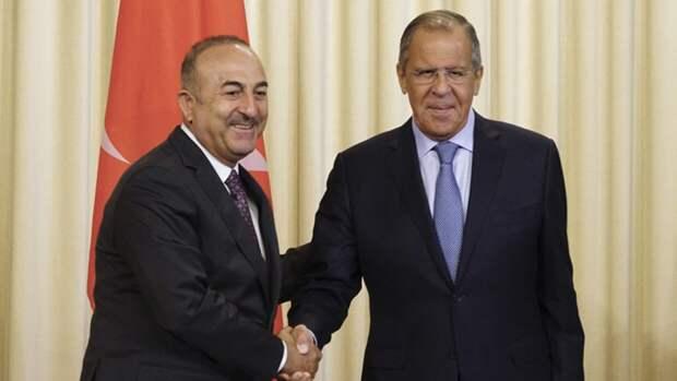 Лавров и Чавушоглу призвали стороны конфликта в Иерусалиме к сдержанности