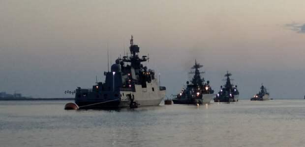 Киев требует от Москвы деньги за Черноморский флот в Севастополе