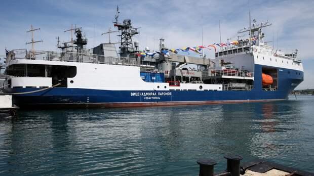 Капитан Кафисов рассказал, какие задачи может решать новейший российский танкер