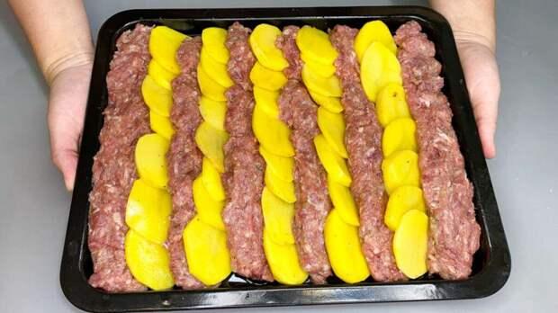 Интересная идея для обеда или ужина, который захочется готовить каждый день