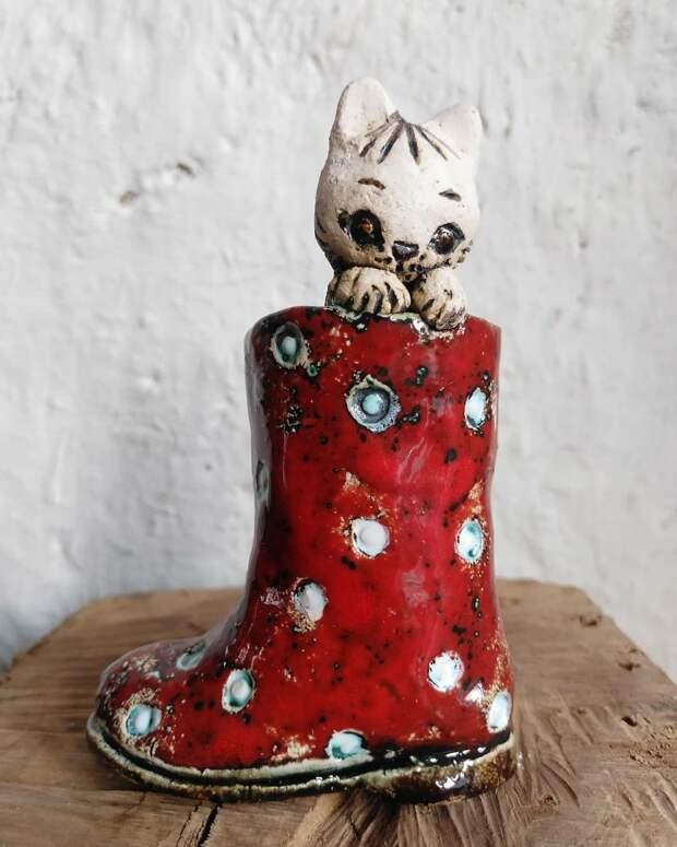 Керамика от Марико