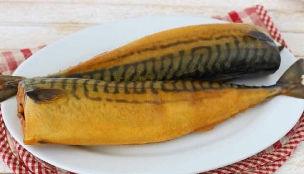 Скумбрия, как копченая: готовим рыбный деликатес своими руками