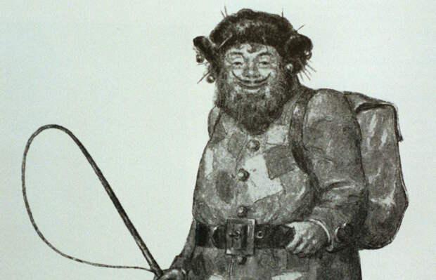«Крампус заберет тебя»: 6 самых страшных рождественских легенд