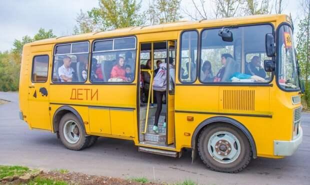 7. Детей не смогут возить в старых автобусах 1 января, 2018, ynews, бензин, деньги, дети, закон, новый год